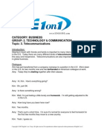 02 03 Telecommunications