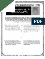 Nt Lesson 23 PDF