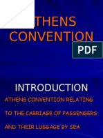 Athens Convention