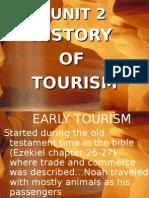 Unit 2_History of Tourism