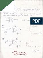 Relatorio8 - Aplicacacoes Lineares de Amplificadores Operacionais