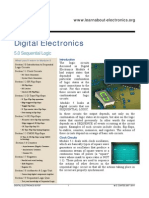 Digital Electronics Module 05