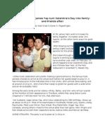 Kris Aquino and James Yap Turn Valentine