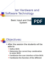 Computer Hardware and Software Technology