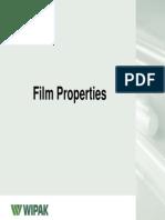 Film Properties