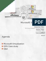 Microsoft Virtualizare 24martie2010 100819053004 Phpapp01