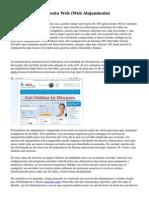 Ofertas De Alojamiento Web (Web Alojamiento)