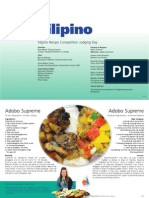 Filipino Recipes 1