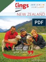 New Zealand Brochure AUD