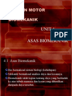 Biomekanik Tingkatan 4