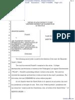 Harris v. Air Transport District 143 International Association of Machinists & Aerospace Workers et al - Document No. 2