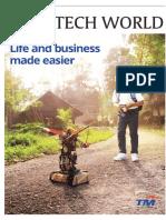 Tech World - 21 June 2015