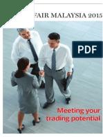 Invest Fair Malaysia 2015 - 19 June 2015