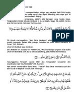 Ciri Sahabat Al Quran
