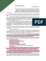 Movimientos Literarios Del Siglo XIX y XX. Mariana Paré Vallejos