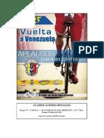 e9 Vuelta Ciclista a Venezuela #Vven15