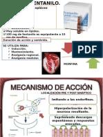 anestesiologia Fentanilo.