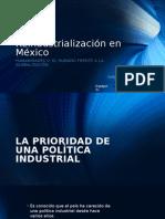 Reindustrialización en México (1)
