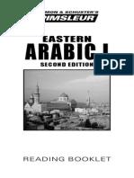 Pimsleur arabic