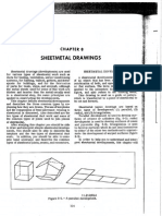Sheet Metal Layout Lesson