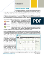 Primero Project Brief June 2015_v2
