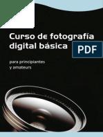 Curso de Fotografía Digital Básica de Tecnostyle