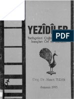Ahmet Turan - Yezidiler