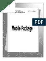 Mobile Package-Telecom Egypt