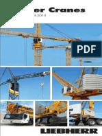 CC Brochure TowerCranes DIN en 9896-0