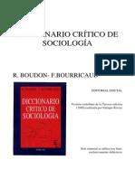 Comp.1 Boudon-Bourricaud Culturalismo