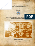 O Asilo de ÓrfãsO Asilo de Órfãs São Benedito em Pelotas – RS (as primeiras décadas do século XX)