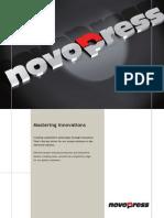Catalog NovopressCat2010EN