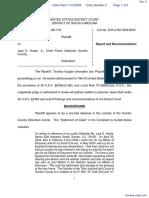Vaughn v. Howle - Document No. 5