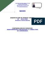 Bases AMC 01-2012-Mantenimiento de Mobiliario