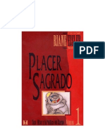 Riane Eisler - Placer Sagrado. Sexo, Mitos y Politica Del Cuerpo. Volumen 1