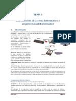 INTRODUCCION A SISTEMAS MICROINFORMATICOS
