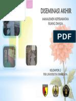 Booklet Diseminasi Akhir Plus Foto