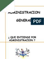Administracion y Fayol