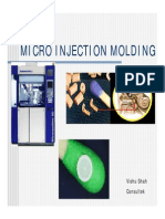 SPE- Micro Injection Molding