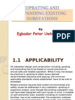 Uprating and Expanding Existing Substations