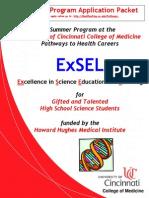 exsel brochure