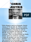 Chris Argyris Exposicion