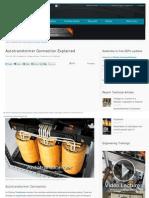 Autotransformer Connection Explained