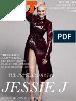 Jessie J - Out Magazine