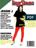 Jessie J - Rolling Stones Magazine