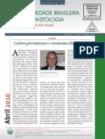 Www.spmastologia.com.Br Boletins 2010 Abril MASTO-2010-ABR