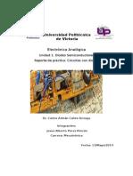 Reporte Unidad 1 Diodos Semiconductores