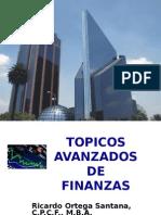 Topicos Avanzados de Finanzas 7 Junio 2014