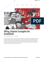 Why Japan Laughs at Zombies