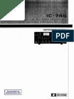IC745 User